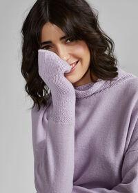 Cashmere Turtleneck Sweater, thumbnail 3