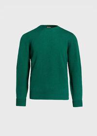 Cashmere Crewneck Sweater, thumbnail 1