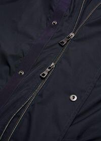 Solid Parka Jacket, thumbnail 3