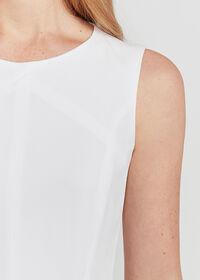 A-Line Sleeveless Dress, thumbnail 3