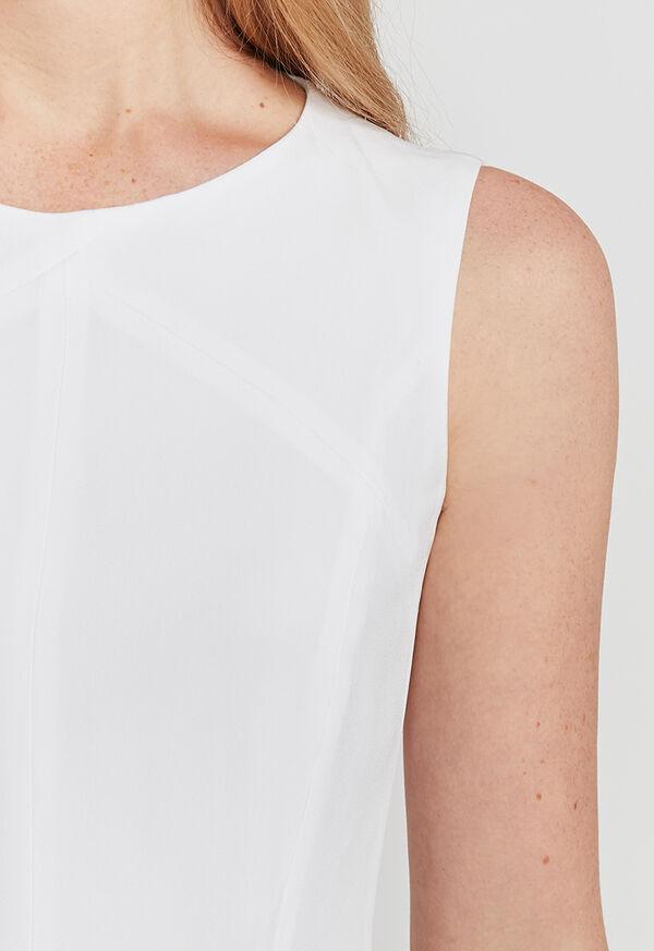 A-Line Sleeveless Dress, image 3