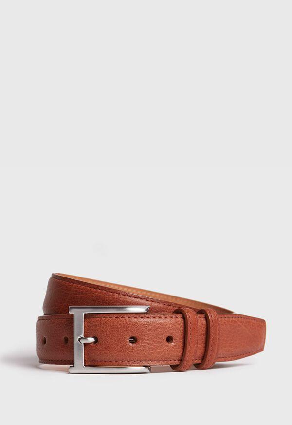 Pebble Bison Belt, image 1