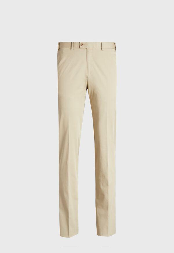 Wash & Wear Enzyme Trouser, image 1