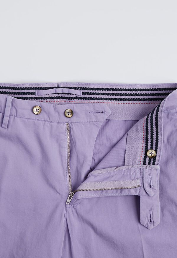 Garment Dyed Cotton Pant, image 2
