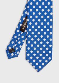 Large Dot Silk Tie, thumbnail 1