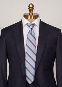 Mogador Thin Stripe Tie, thumbnail 2