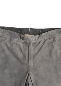 Grey Leather Pant, thumbnail 2