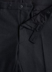 Super 150s Charcoal Double Breasted Suit, thumbnail 6