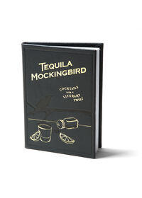 Tequila Mockingbird Leather Covered Book, thumbnail 1