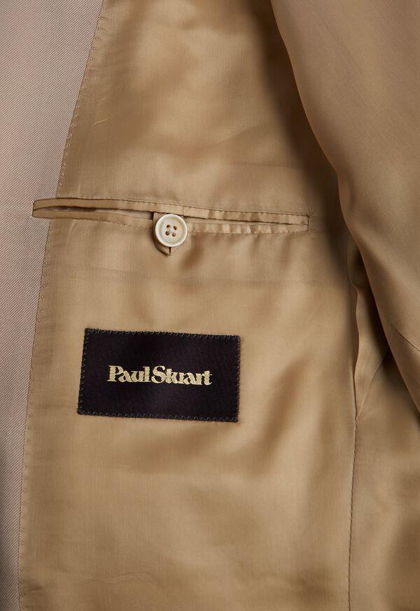 Solid Silk Sport Jacket, image 5