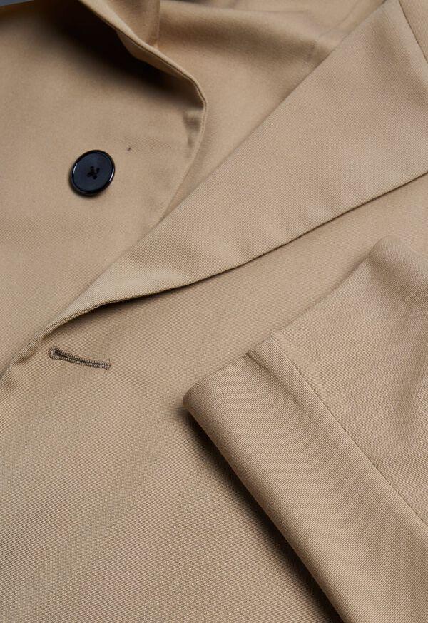Cotton Blend Coat, image 2