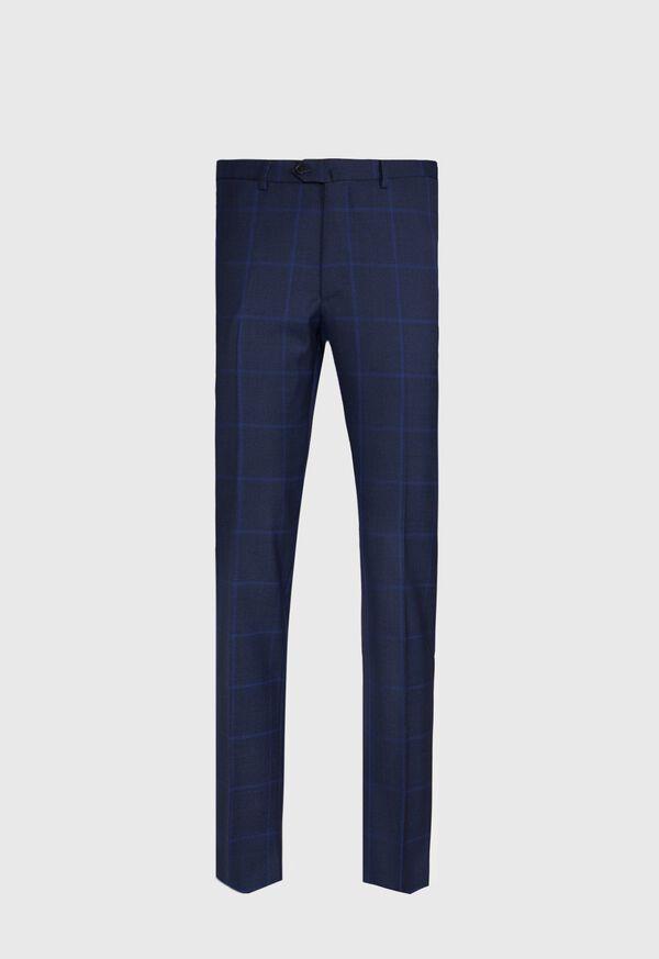 Blue Plaid Suit, image 5