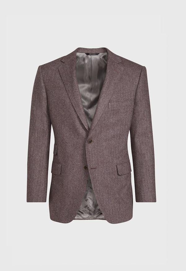 Soft Color Herringbone Sport Jacket, image 1