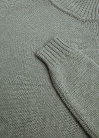 Cashmere Raglan Sleeve Turtleneck, thumbnail 2