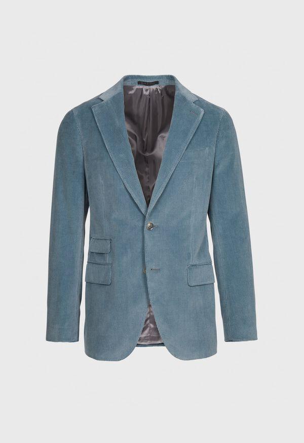 Cotton and Cashmere Corduroy Jacket