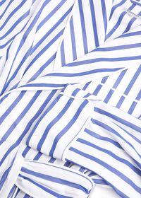 Awning Stripe Robe, thumbnail 2