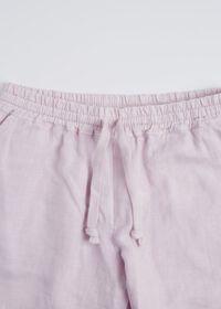 Drawstring Washed Linen Pant, thumbnail 11
