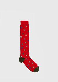 Christmas Present Socks, thumbnail 1