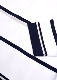Square Neck Striped Pullover, thumbnail 2