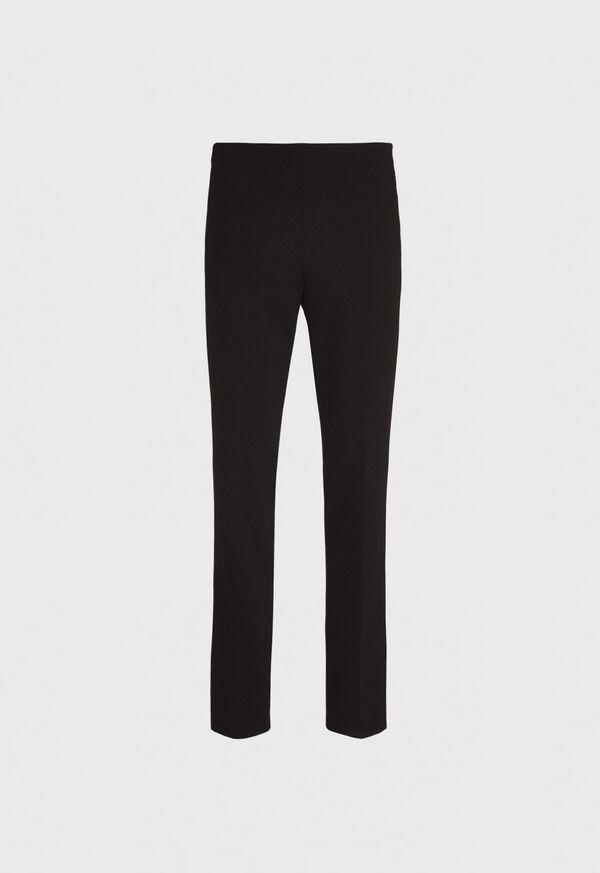 Crepe Side Zip Pant, image 1