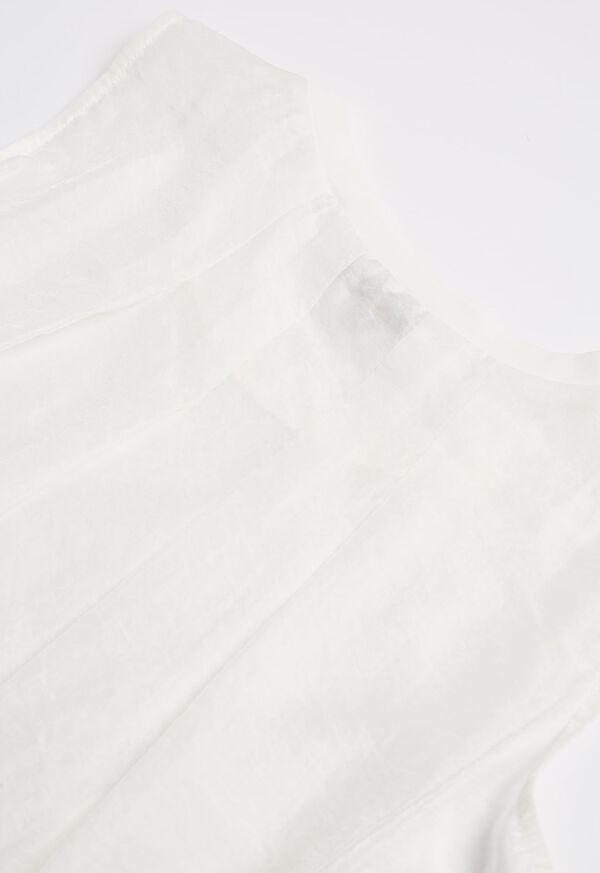 Asymmetrical Sleeveless Top, image 3