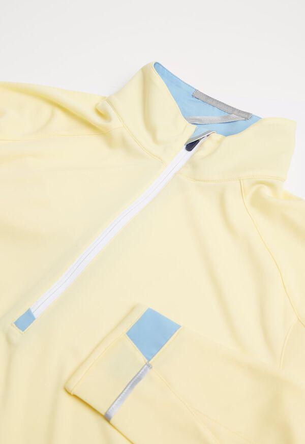 Zero Restriction Melange Knit Pullover, image 2