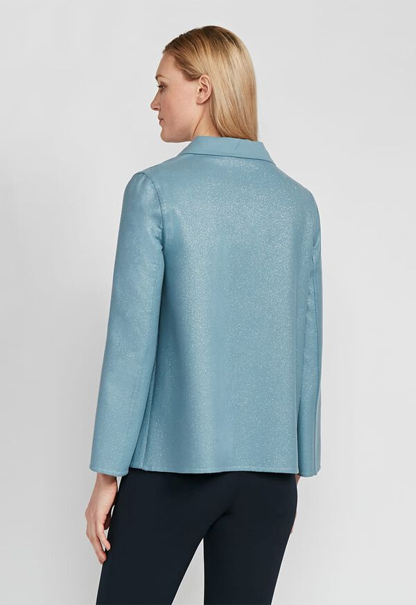 One Button Sparkle Jacket, image 2