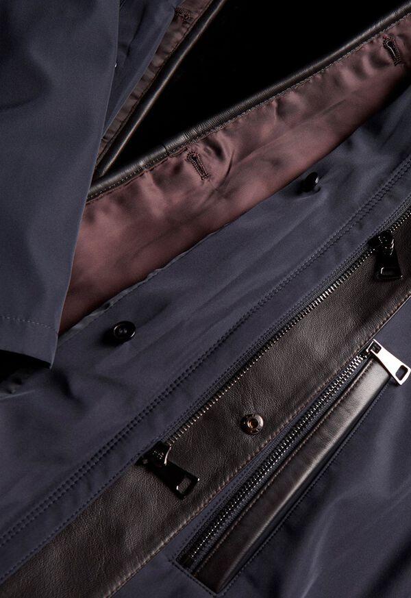 Shearling Rain Jacket, image 4