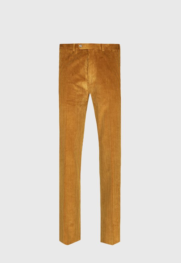 Gold Wide Wale Pant, image 1