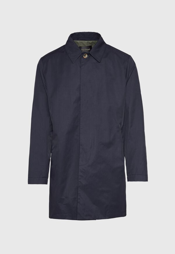 Tailored Fit Raincoat, image 1