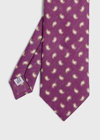 Tossed Framed Paisley Tie, thumbnail 1