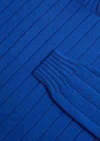Cashmere Rib Turtleneck Sweater, thumbnail 2