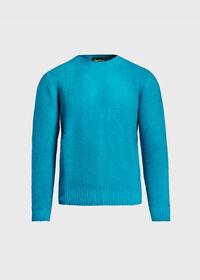 Brushed Merino Wool Sweater, thumbnail 1