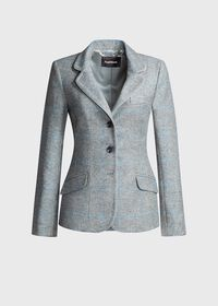 Windowpane Hacking Jacket, thumbnail 1