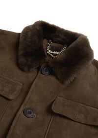 Shearling Field Jacket, thumbnail 2