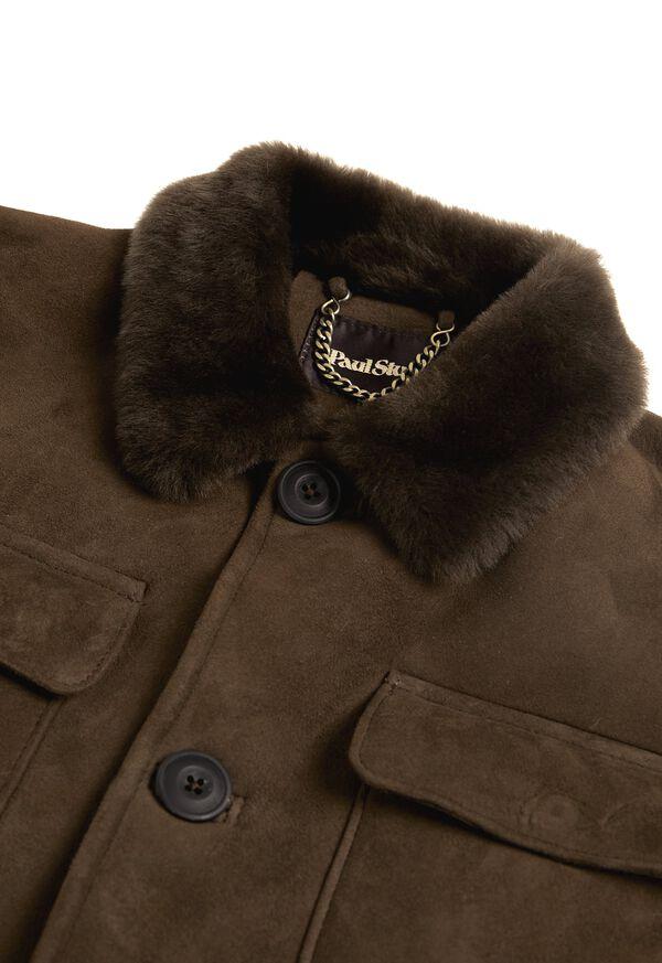 Shearling Field Jacket, image 2