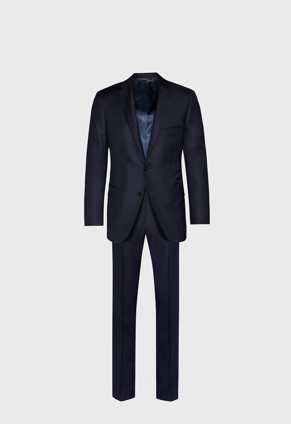 Paul Fit Solid Travel Cloth Suit, image 1