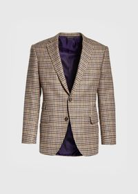 Paul Fit Wool Check Sport Jacket, thumbnail 1