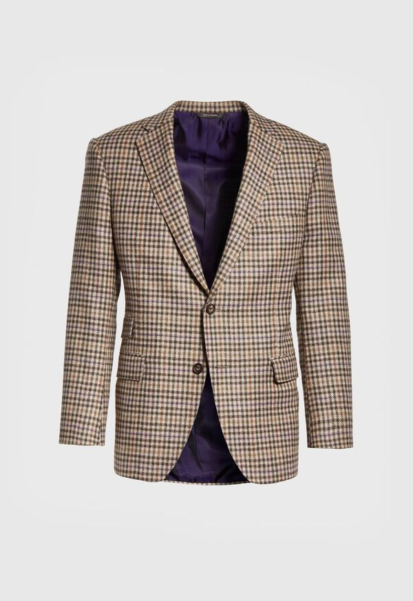 Paul Fit Wool Check Sport Jacket, image 1