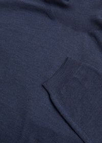 Super Lightweight Wool Turtleneck, thumbnail 2