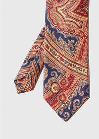 Silk Paisley Tie, thumbnail 1