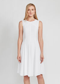 A-Line Sleeveless Dress, thumbnail 1
