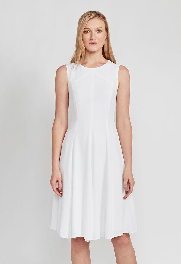 A-Line Sleeveless Dress, image 1
