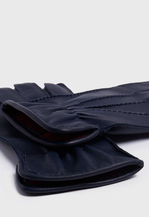 Deerskin Cashmere Lining Gloves, image 2