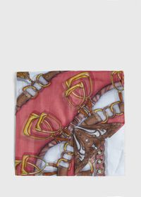Abstract Chain Print Scarf, thumbnail 1