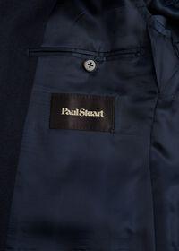 Tonal Navy Wool Sport Jacket, thumbnail 4