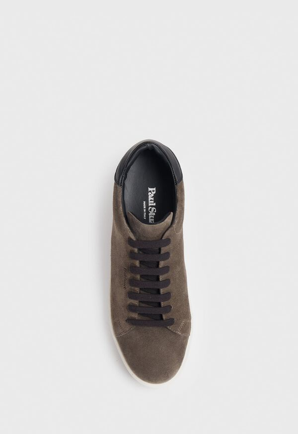 Suede Pascal Sneaker, image 4
