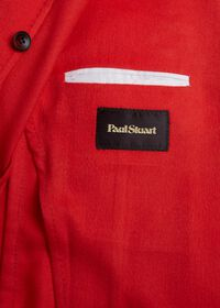 Red Cashmere Soft Jacket, thumbnail 5