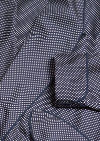 Silk Pindot Robe, thumbnail 2