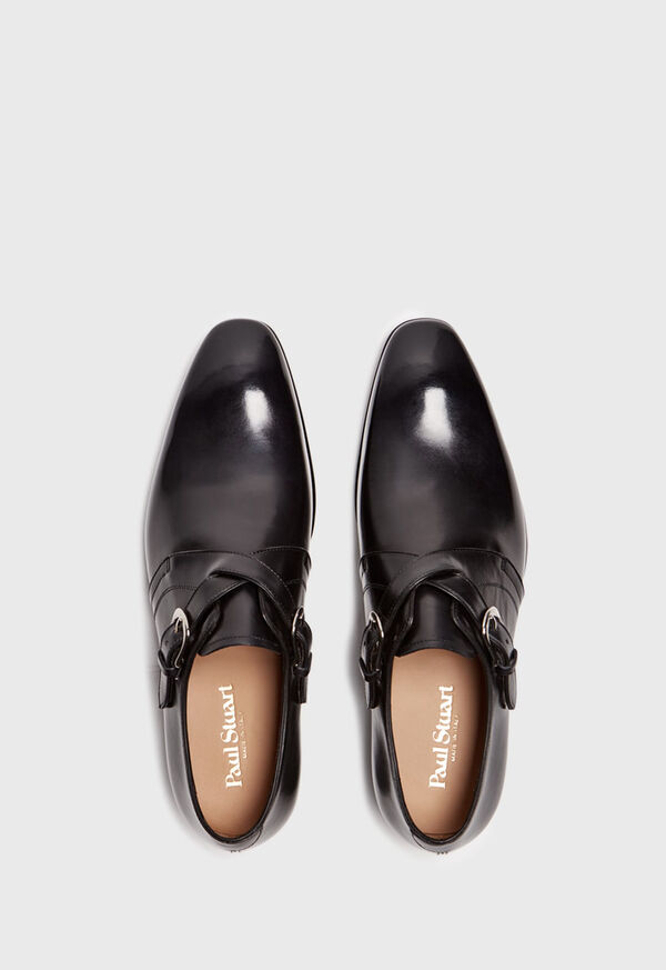 Galante Double Cross Monk Strap, image 2